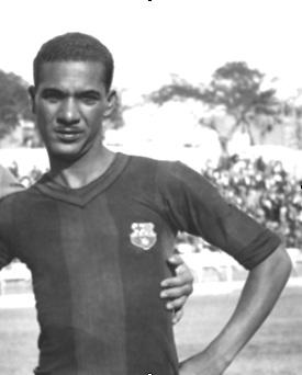 Fausto, un brasiliano aBarcellona