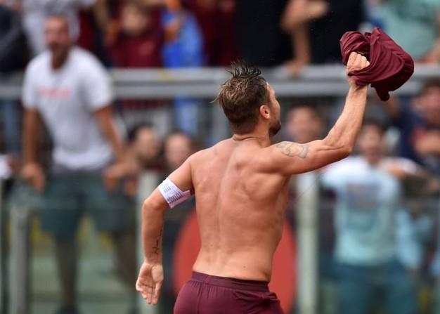 Quella volta che Totti e laSamp