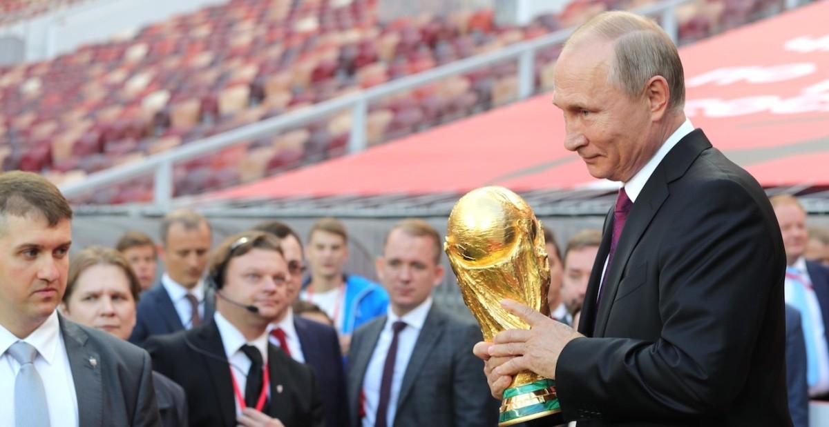 La Fifa e l'immancabile fascinazione per ledittature