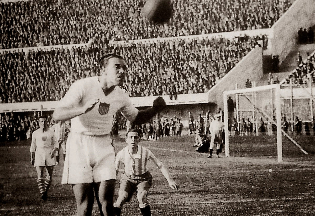 Il portoghese che inventò il calciostatunitense