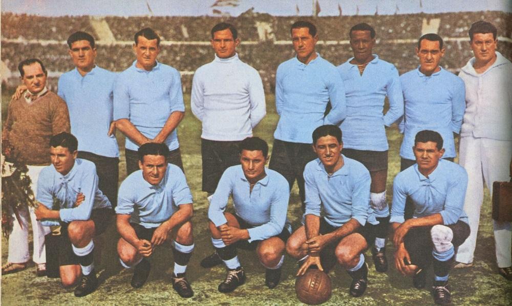 Garra Charrùa: l'Uruguay del1930