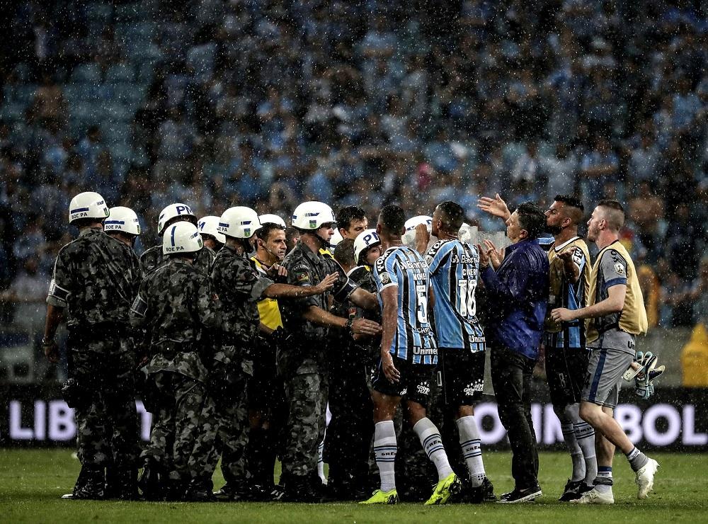 Cosa succede al calciosudamericano?