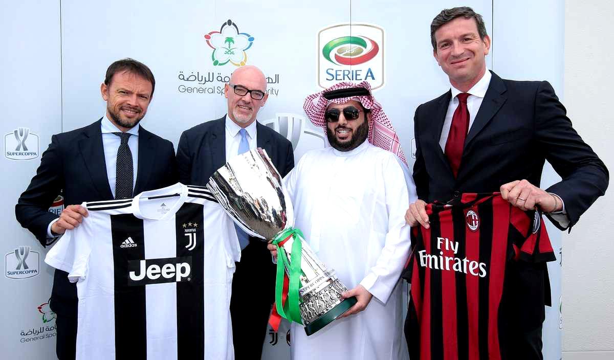 L'ipocrisia della Supercoppa a Jeddah (e di chi lacritica)