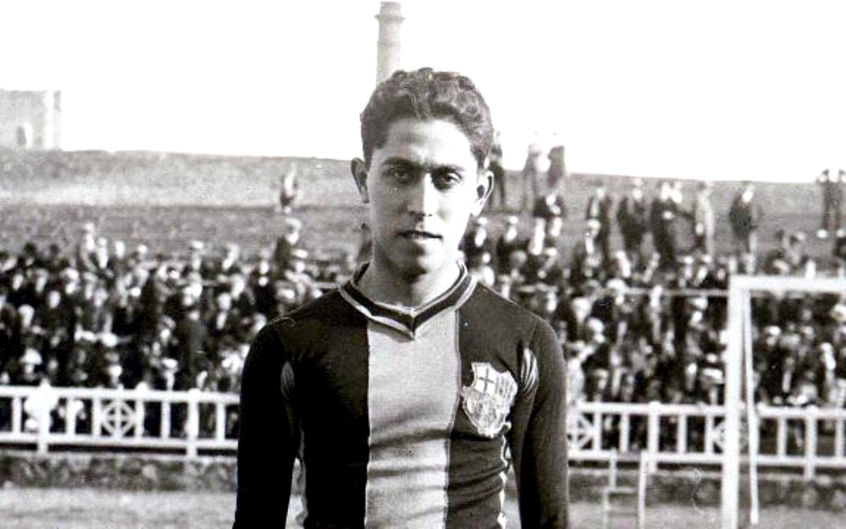 Paulino Alcantara, il filippino che passò dal blaugrana alnero