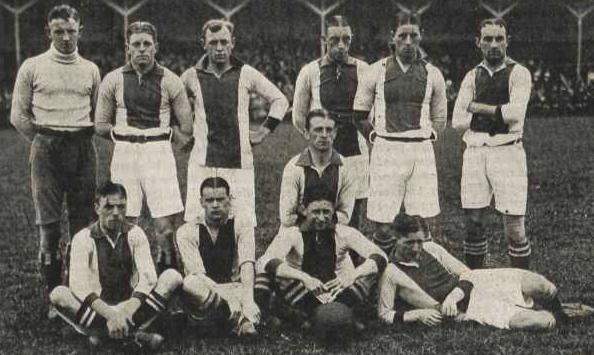 Ajax-1918-elftal