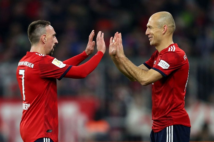 Ribery-Robben