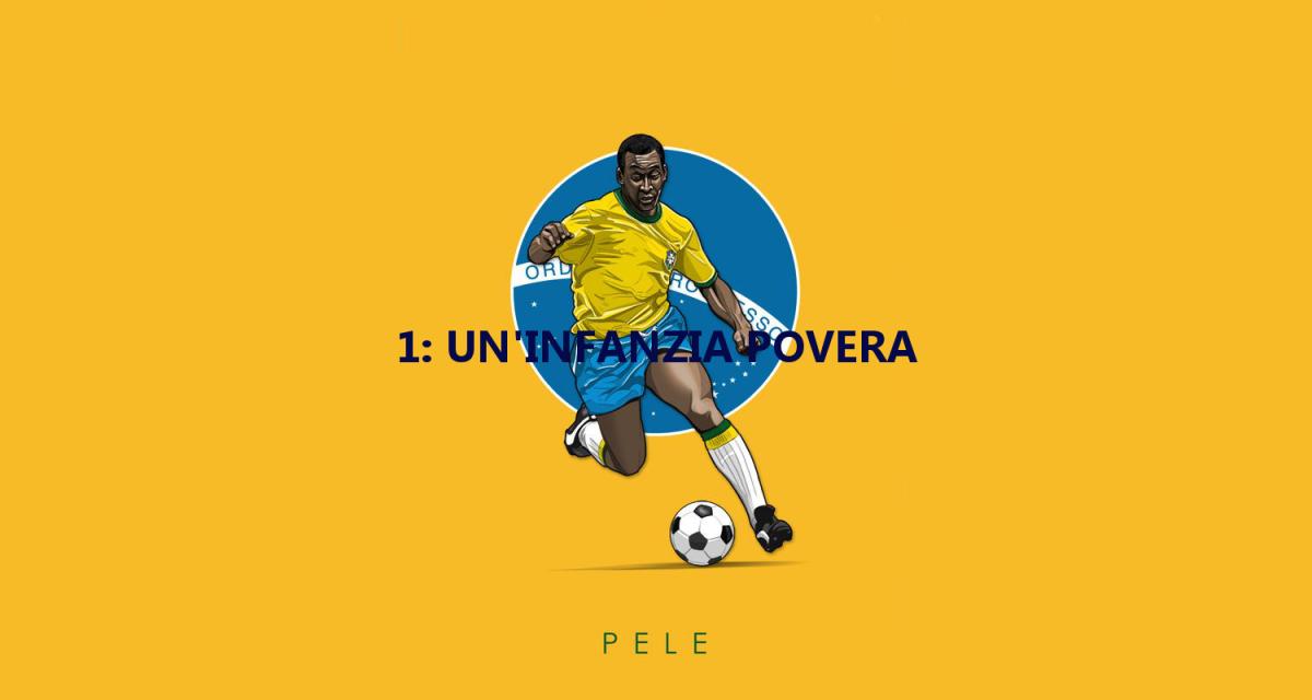 Pelé: La Serie – Episodio1