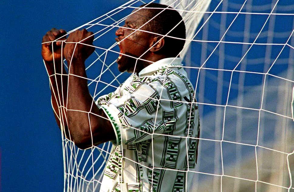 Rashidi Yekini e la suamaledizione