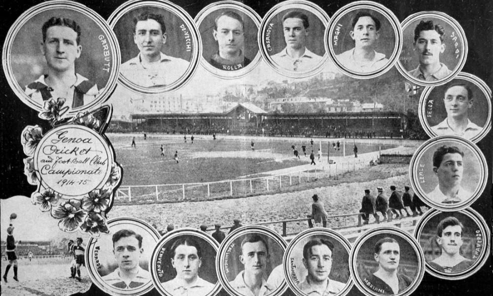 1915: Il campionatosospeso