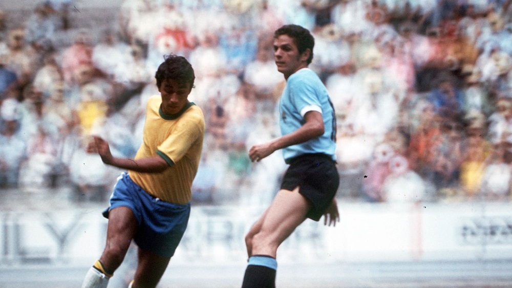 Clodoaldo, il sesto numero 10 del Brasile del'70