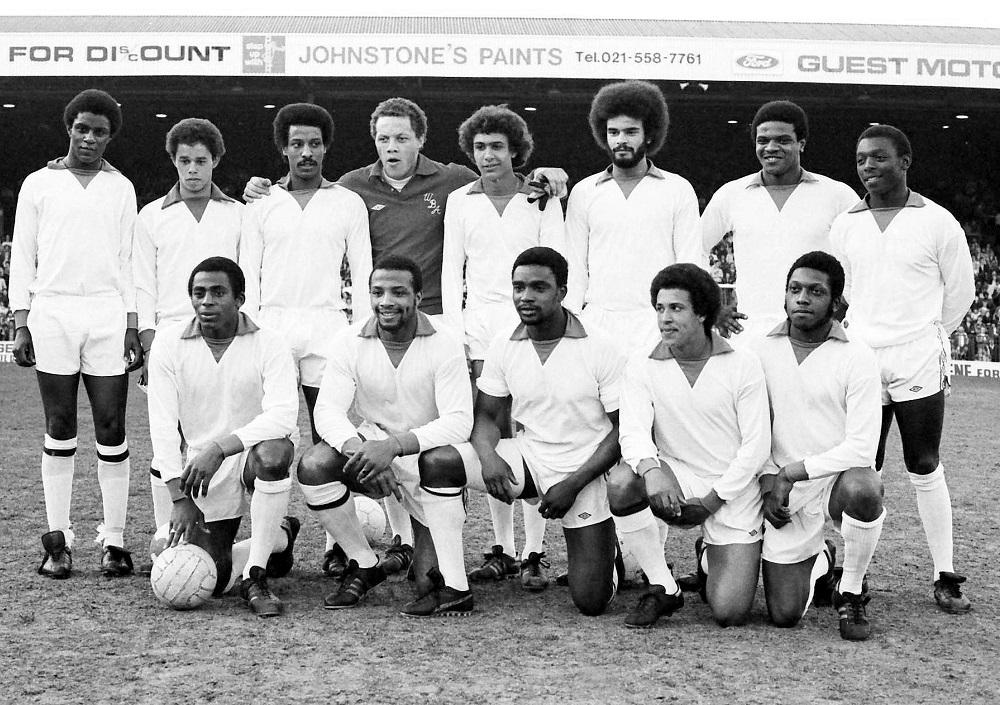 Whites vs Blacks: Una storia di calcio inglese erazzismo