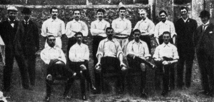 1898 Genoa Cricket and Athletic Club