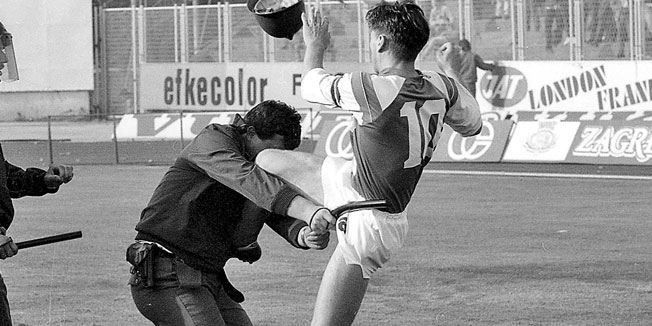 Guerra-Balcani-Maksimir-13-maggio-1990