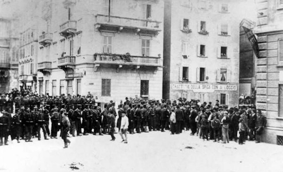 1898: Il calcio a Torino, i morti aMilano