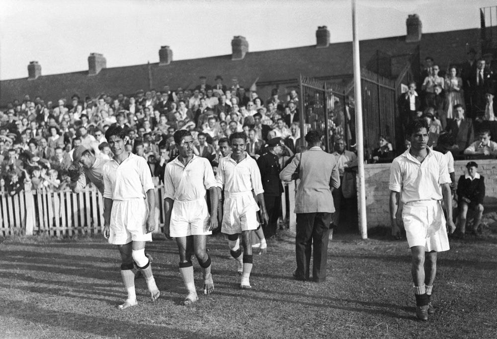 India 1950: un'occasione mancata