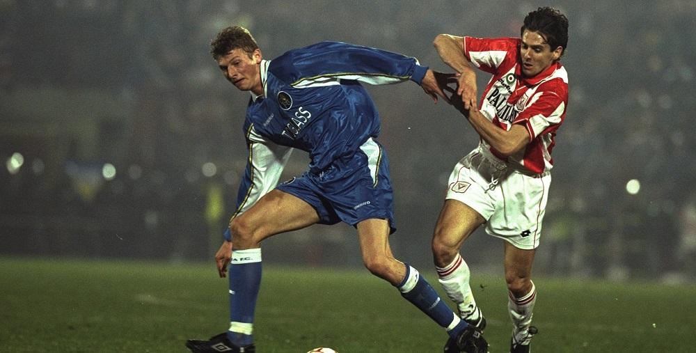Vicenza, AEK, Slavia: gli alfieri della ENIC nella Coppa delle Coppe1997-98