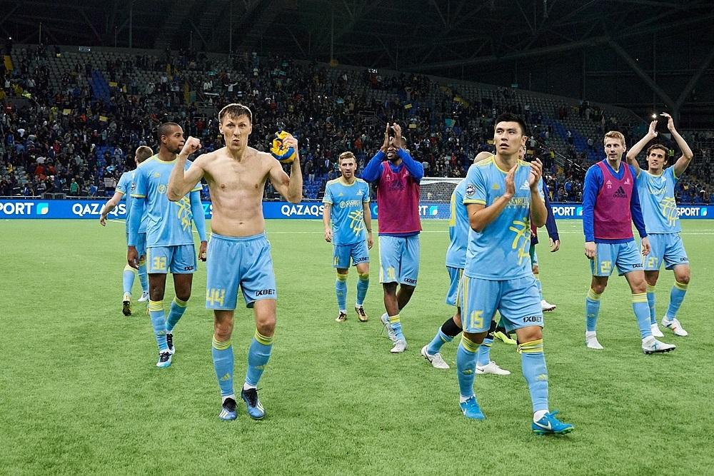 Squadre di regime: AstanaFK