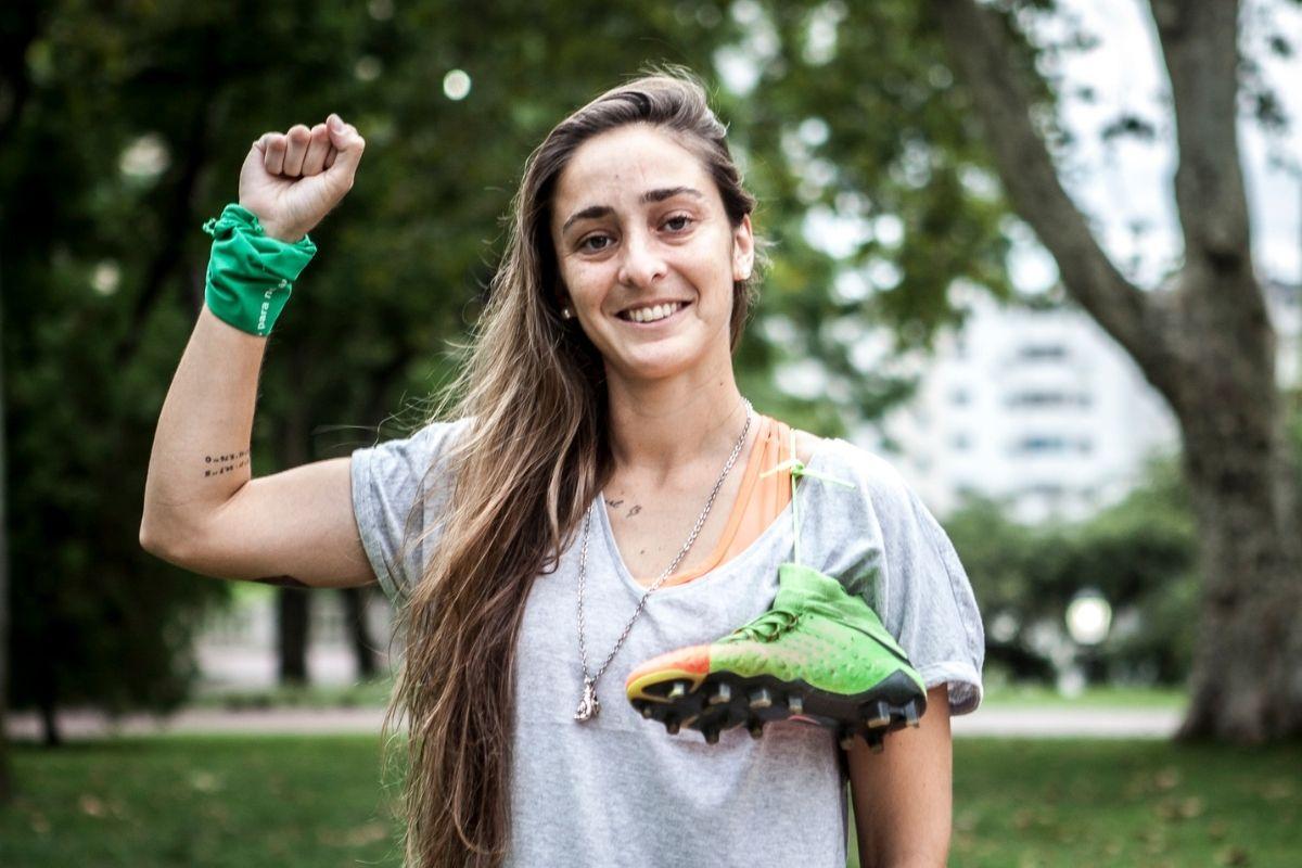 Cosa significa essere donne e giocare a calcio inArgentina