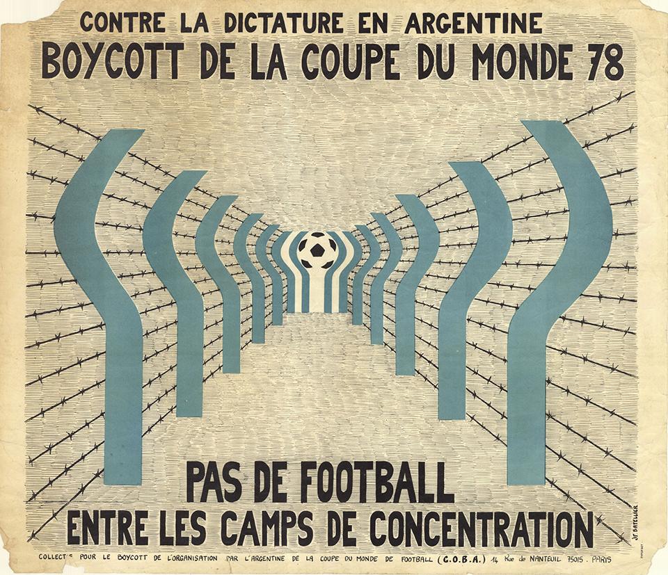 1978, boicottare unMondiale