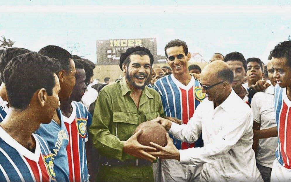Hasta siempre, futbolista CheGuevara!