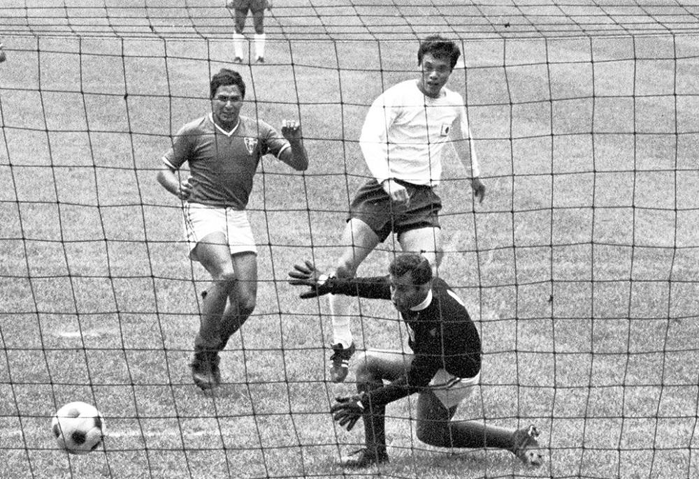 Giappone, 1968: calcio erivolte