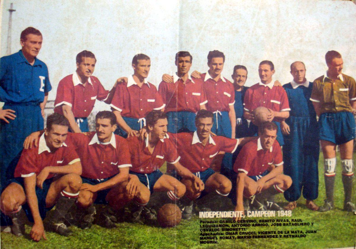 Argentina, 1948: il calcio insciopero