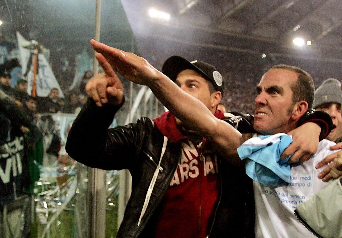Come la Lazio è diventata la squadra deifascisti